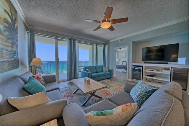 9450 S Thomas Drive 811A, Panama City Beach, FL 32408 (MLS #697502) :: Counts Real Estate Group