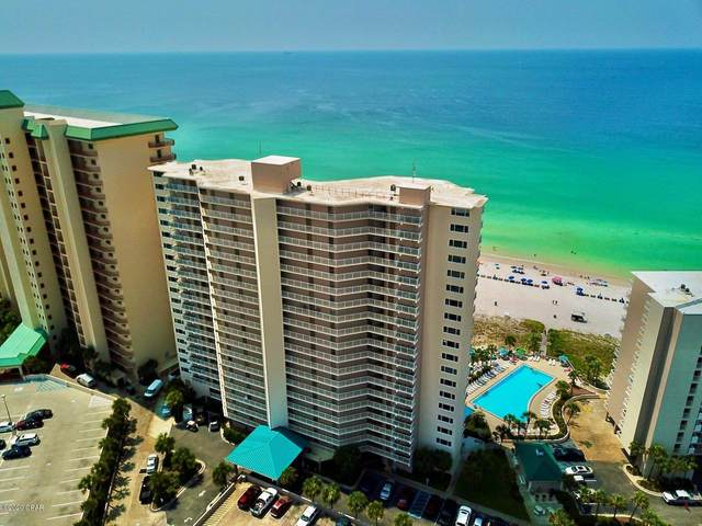 7205 Thomas Drive E-1504, Panama City Beach, FL 32408 (MLS #697563) :: ResortQuest Real Estate