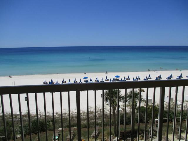 15817 Front Beach Road 1-403, Panama City Beach, FL 32413 (MLS #697589) :: Counts Real Estate Group
