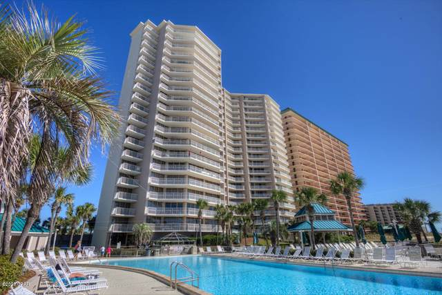7205 Thomas Drive E-1602, Panama City Beach, FL 32408 (MLS #697648) :: ResortQuest Real Estate