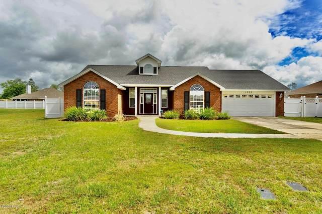 1805 Britton Lane, Lynn Haven, FL 32444 (MLS #697678) :: Team Jadofsky of Keller Williams Success Realty