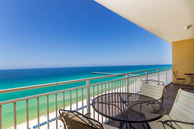 12011 Front Beach Road 1202B, Panama City Beach, FL 32407 (MLS #697696) :: ResortQuest Real Estate