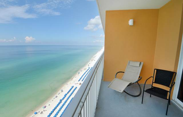 17729 Front Beach 1705E, Panama City Beach, FL 32413 (MLS #697743) :: Counts Real Estate Group