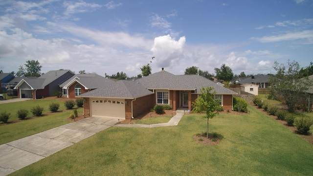 4029 Mary Louise Drive, Panama City, FL 32405 (MLS #697752) :: ResortQuest Real Estate