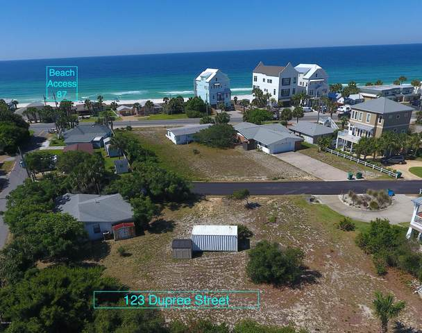 123 Dupree Street, Panama City Beach, FL 32413 (MLS #697763) :: Counts Real Estate Group