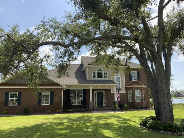 4402 Bayou Oaks Drive, Panama City, FL 32404 (MLS #697786) :: Keller Williams Realty Emerald Coast