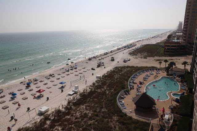 14701 Front Beach Road #935, Panama City Beach, FL 32413 (MLS #697795) :: Scenic Sotheby's International Realty