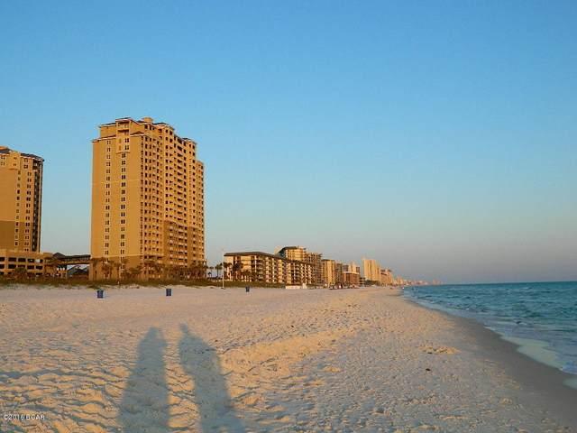 11800 Front Beach Road #1202, Panama City Beach, FL 32407 (MLS #697799) :: ResortQuest Real Estate