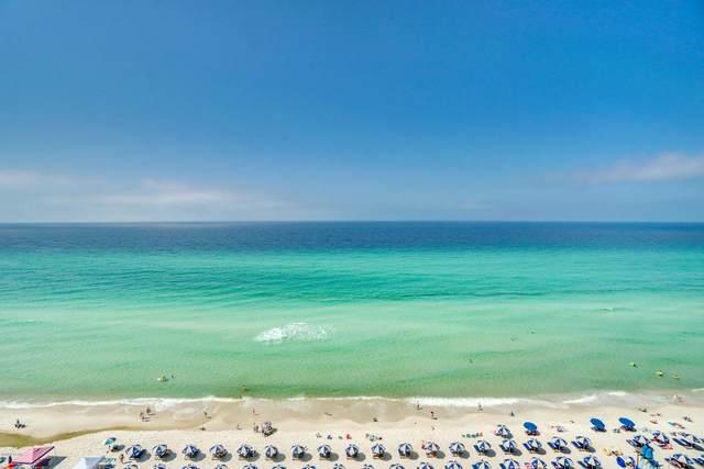 16819 Front Beach Road #1014, Panama City Beach, FL 32413 (MLS #697810) :: ResortQuest Real Estate
