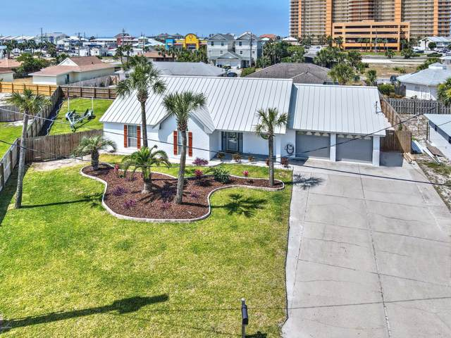 3943 Long John Drive, Panama City Beach, FL 32408 (MLS #697845) :: Berkshire Hathaway HomeServices Beach Properties of Florida