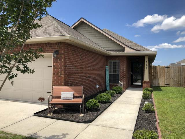 4039 Brook Stone Drive, Panama City, FL 32405 (MLS #697846) :: Counts Real Estate Group, Inc.