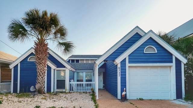 6717 Gulf Drive, Panama City Beach, FL 32408 (MLS #697860) :: EXIT Sands Realty