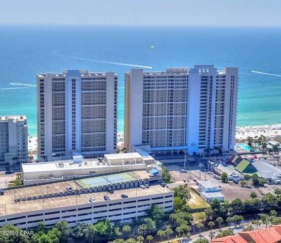 10811 Front Beach Road #1606, Panama City Beach, FL 32407 (MLS #697861) :: ResortQuest Real Estate