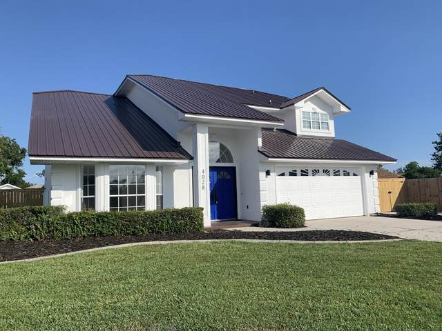 4028 Mary Louise Drive, Panama City, FL 32405 (MLS #697888) :: ResortQuest Real Estate