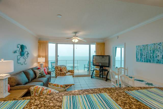 9450 S Thomas Drive 1909C, Panama City Beach, FL 32408 (MLS #697895) :: Counts Real Estate Group