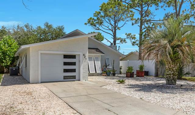 421 Oleander Circle, Panama City Beach, FL 32413 (MLS #697934) :: EXIT Sands Realty