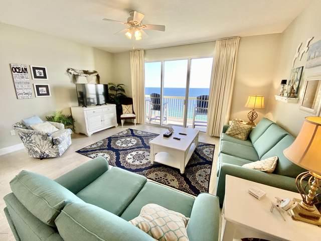17757 Front Beach Road #2107, Panama City Beach, FL 32413 (MLS #697947) :: Team Jadofsky of Keller Williams Realty Emerald Coast