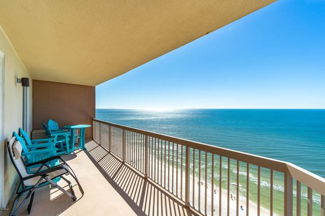 14825 Front Beach Road #2011, Panama City Beach, FL 32413 (MLS #697955) :: Counts Real Estate Group, Inc.