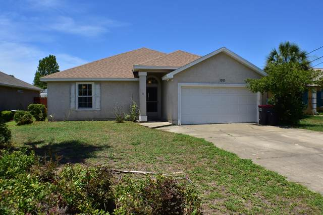 100 Fernwood Street, Panama City Beach, FL 32407 (MLS #697962) :: Counts Real Estate Group
