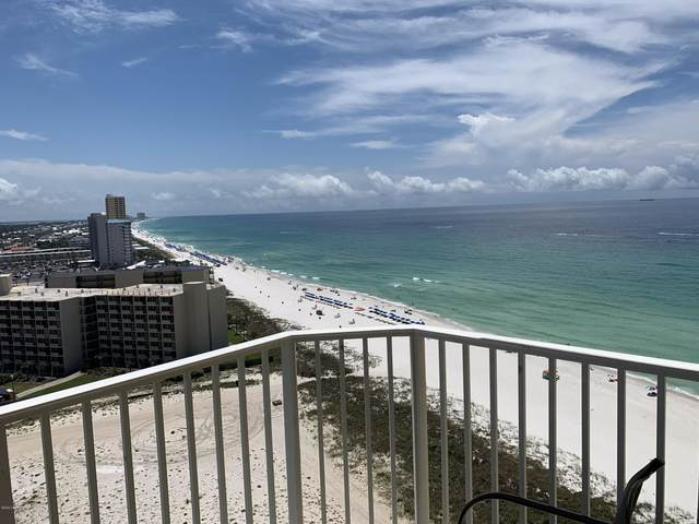 9450 S Thomas Drive 1500E, Panama City Beach, FL 32408 (MLS #697968) :: Counts Real Estate Group