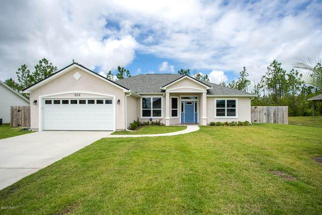 908 Amber Way, Panama City, FL 32404 (MLS #697988) :: Counts Real Estate on 30A