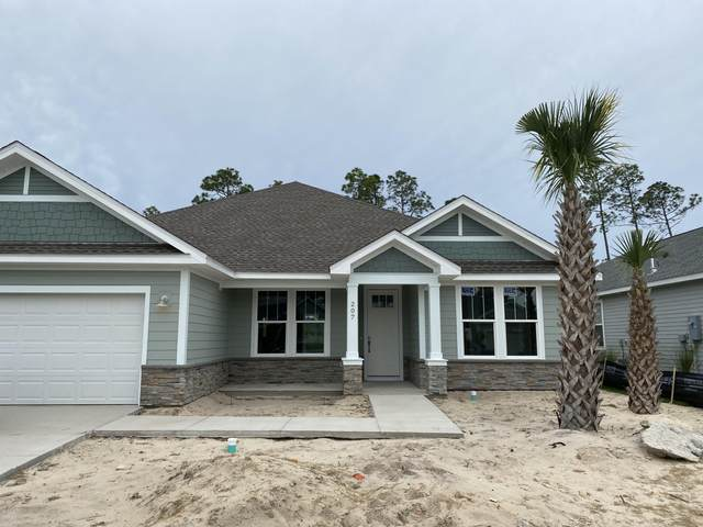 207 Basin Bayou Drive Lot 322, Panama City Beach, FL 32407 (MLS #697993) :: Team Jadofsky of Keller Williams Success Realty