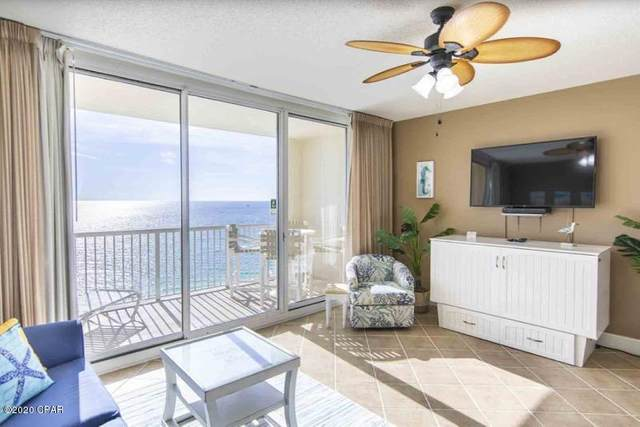 10901 Front Beach Road #1313, Panama City Beach, FL 32407 (MLS #698007) :: Team Jadofsky of Keller Williams Success Realty
