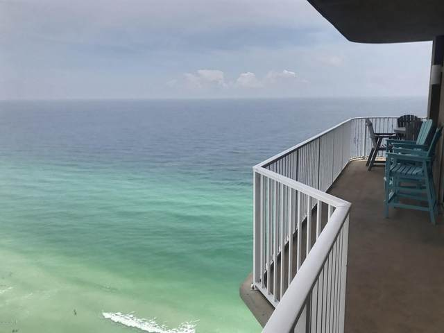 16819 Front Beach Road #3017, Panama City Beach, FL 32413 (MLS #698044) :: Beachside Luxury Realty