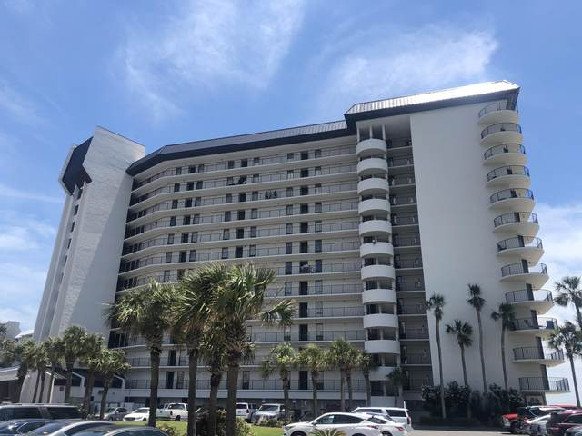 11347 Front Beach Road #407, Panama City Beach, FL 32407 (MLS #698055) :: Counts Real Estate Group