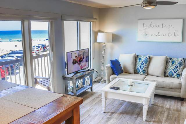23223 Front Beach Road #107, Panama City Beach, FL 32413 (MLS #698061) :: Counts Real Estate Group
