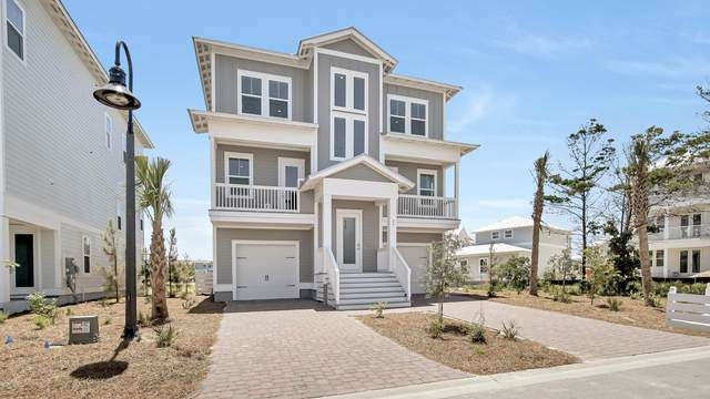 23 W Crabbing Hole Lane, Inlet Beach, FL 32461 (MLS #698064) :: Scenic Sotheby's International Realty