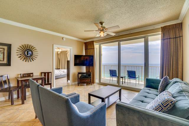 9450 S Thomas Drive #2003, Panama City Beach, FL 32408 (MLS #698069) :: Counts Real Estate Group