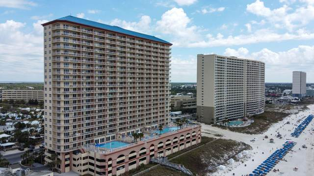 14825 Front Beach Road #601, Panama City Beach, FL 32413 (MLS #698070) :: Vacasa Real Estate