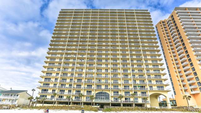 17757 Front Beach 2108B Road #2108, Panama City Beach, FL 32413 (MLS #698118) :: Counts Real Estate Group