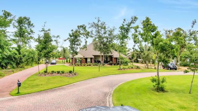 5111 Sacred Oak Drive, Panama City, FL 32404 (MLS #698182) :: The Premier Property Group