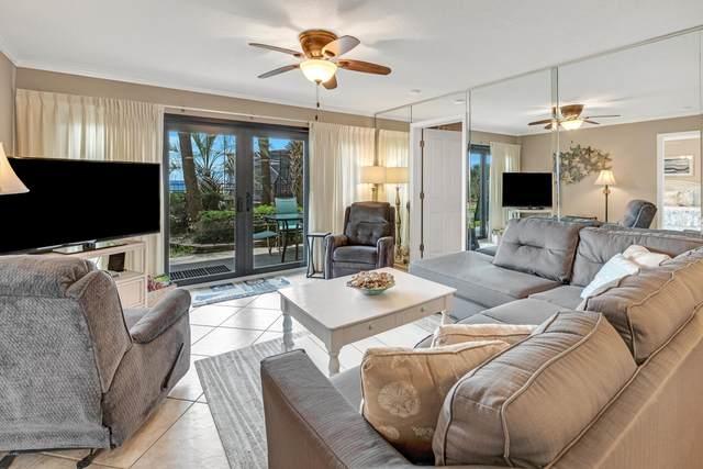 4715 Thomas Drive 105D, Panama City Beach, FL 32408 (MLS #698298) :: Counts Real Estate Group