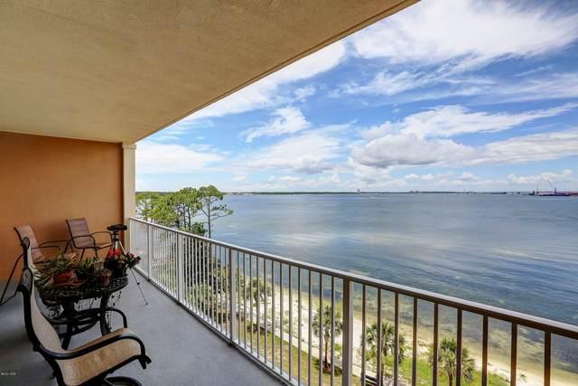 2400 Grandiflora Boulevard E607, Panama City Beach, FL 32408 (MLS #698305) :: EXIT Sands Realty