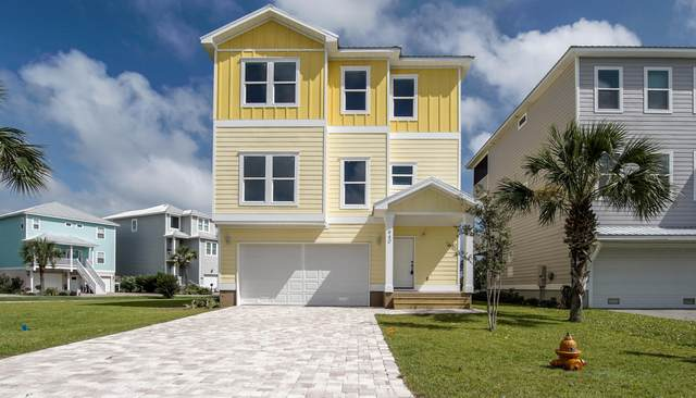 940 Lighthouse Lagoon Court, Panama City Beach, FL 32407 (MLS #698340) :: Counts Real Estate Group