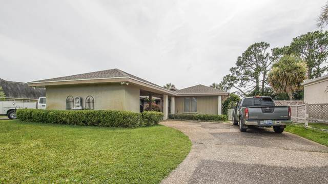 121 Marlin Circle, Panama City Beach, FL 32408 (MLS #698343) :: Anchor Realty Florida