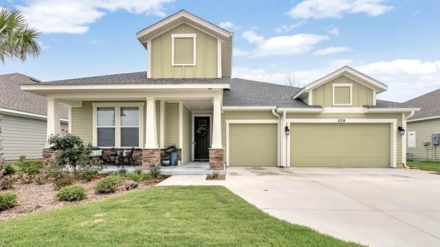 309 Basin Bayou Drive, Panama City Beach, FL 32407 (MLS #698389) :: Counts Real Estate Group
