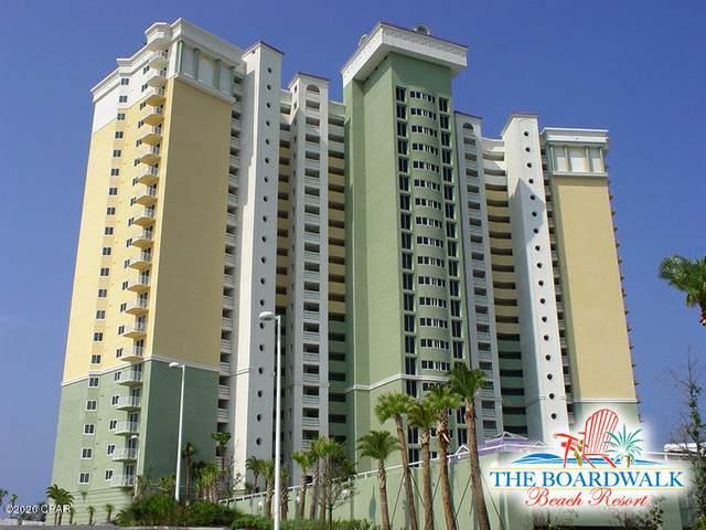 9450 S Thomas Drive 308BB, Panama City Beach, FL 32408 (MLS #698400) :: Team Jadofsky of Keller Williams Realty Emerald Coast