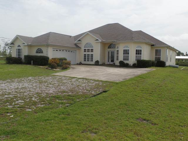 7010 Greenfield Road, Youngstown, FL 32466 (MLS #698423) :: Counts Real Estate Group