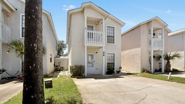 17214 Front Beach Road #34, Panama City Beach, FL 32413 (MLS #698490) :: Counts Real Estate Group, Inc.