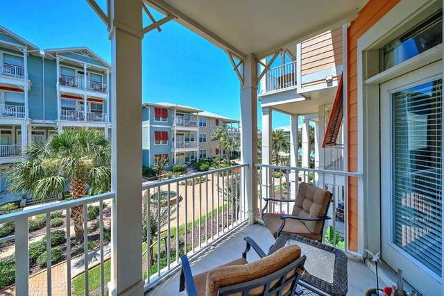 8700 Front Beach Road #5207, Panama City Beach, FL 32407 (MLS #698511) :: Counts Real Estate Group