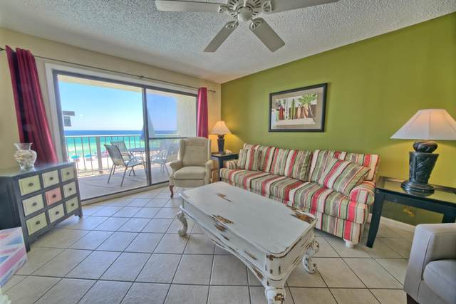 5801 Thomas Drive #307, Panama City Beach, FL 32408 (MLS #698601) :: Counts Real Estate Group