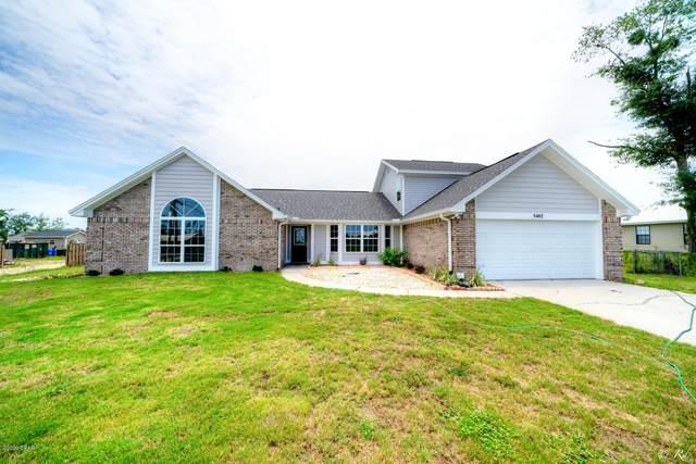 5402 Rushmore Drive, Panama City, FL 32404 (MLS #698671) :: Counts Real Estate Group