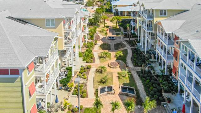 8700 Front Beach Road #2109, Panama City Beach, FL 32407 (MLS #698685) :: Keller Williams Realty Emerald Coast