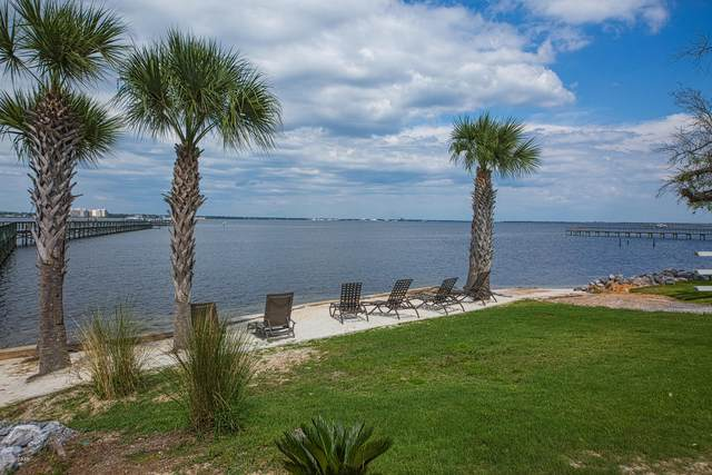 4121 Cobalt Circle P104, Panama City, FL 32408 (MLS #698695) :: Counts Real Estate Group