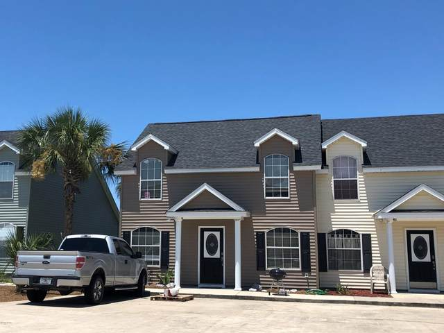 1016 N 15th Street 4A, Mexico Beach, FL 32456 (MLS #698723) :: Scenic Sotheby's International Realty