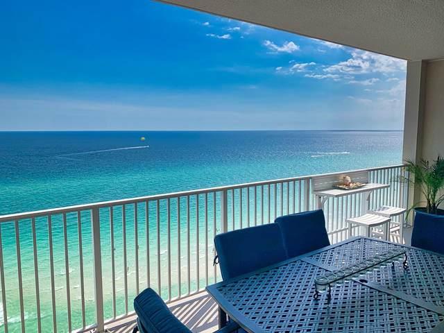 14415 Front Beach Road #1603, Panama City Beach, FL 32413 (MLS #698741) :: Team Jadofsky of Keller Williams Realty Emerald Coast